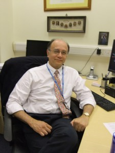 Head of Division - Professor David Menon